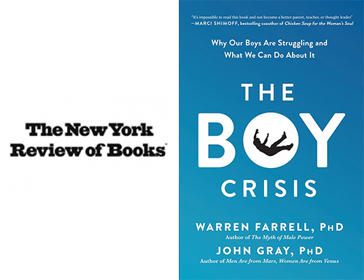 The Boy Crisis | IN THE NEWS
